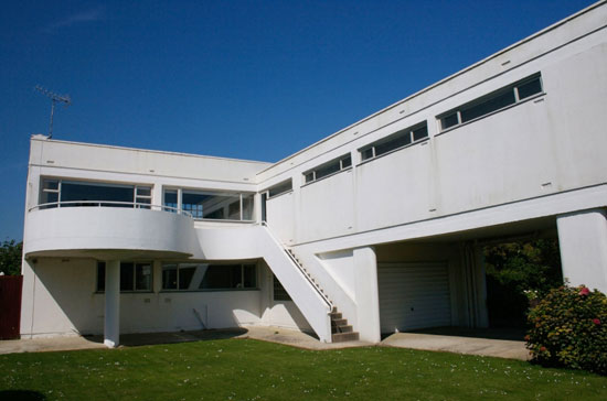 On the market: 1930s Marcel Breuer-designed Sea Lane House in East Preston, West Sussex