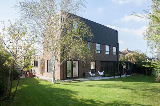 1970s Robin Wilson-designed modernist property in Seasalter, Whitstable, Kent