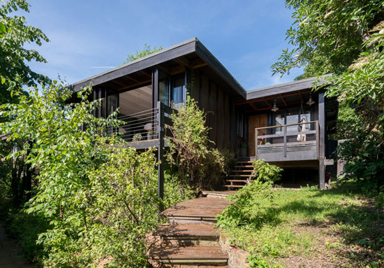 On the market: 1980s Segal Method modernist property in London SE23