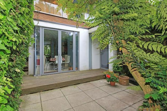 1960s Walter Segal-designed four-bedroom property in London N6