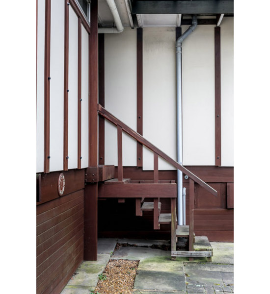 1980s Walter Segal property in London SE26