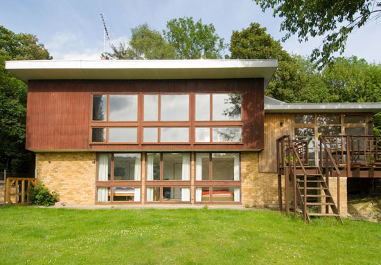 On the market: 1960s Eric Mayne-designed midcentury modern property in Selsdon, Surrey