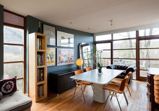 1960s Eric Mayne-designed midcentury modern property in Selsdon, Surrey