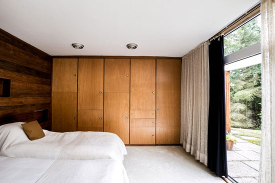 1950s midcentury modern: Peter Womersley-designed Klein House in Selkirk, Scottish Borders