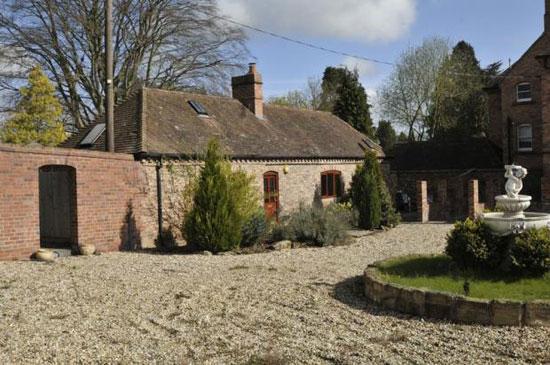 Late Victorian nine-bedroom house in Oldbury, Bridgnorth, Shropshire