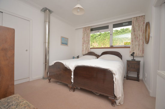 1960s midcentury modern house in Shandon, Argyll & Bute, Scotland