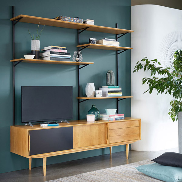 Sheffield midcentury modern furniture range at Maisons Du Monde