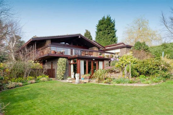 1960s Midcentury Style Five Bedroom House In Ecclesall Sheffield South Yorkshire