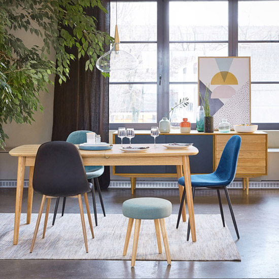 Midcentury interior sheffield furniture range at maisons - Maison du monde uk ...