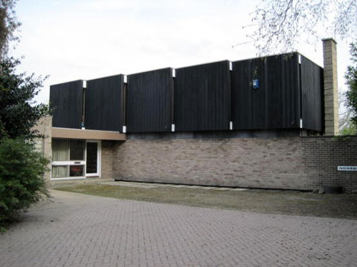 1960s living: Derek Stanley Bottomley-designed modernist house in Sherburn in Elmet, North Yorkshire