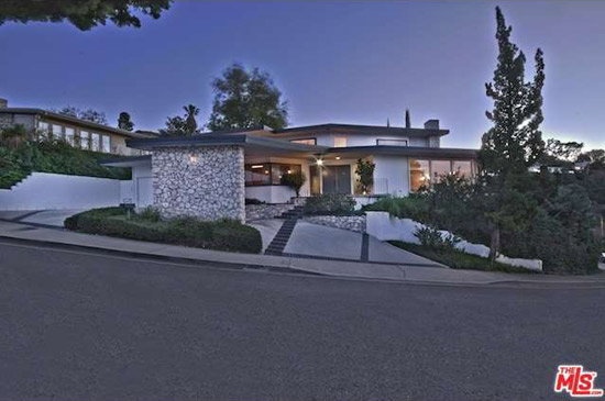 On the market: 1960s midcentury modern property in Sherman Oaks, California, USA