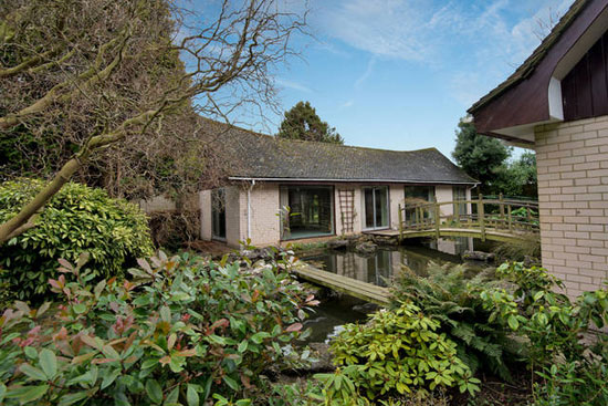 On the market: 1960s Peacock House modernist property in Sholden, Kent