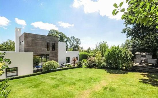 Stan Bolt-designed modernist property in Sidmouth, Devon