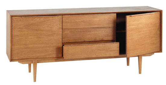 1. Portobello long sideboard at Maisons Du Monde