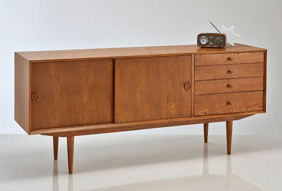 3. Quilda large sideboard at La Redoute