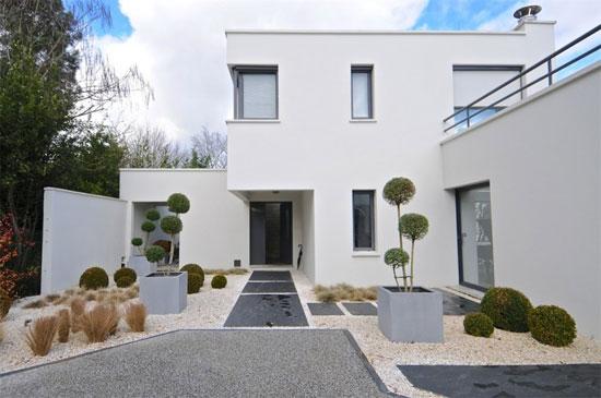 On the market: Robert Mallet-Stevens-inspired modernist property in Bordeaux, Aquitaine, France