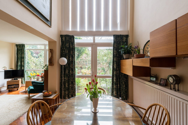 1960s modernism: Andrews, Emerson, Sherlock & Keable-designed property in London N6