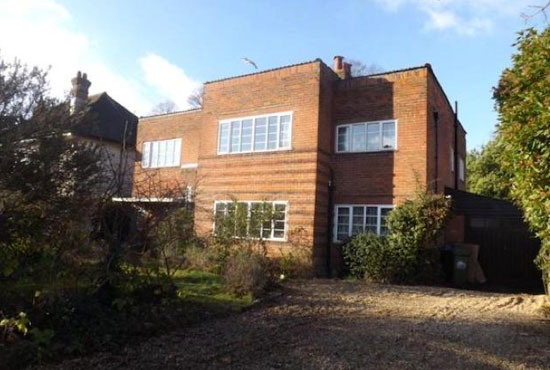 On the market: 1930s five bedroom art deco property in Southampton, Hampshire
