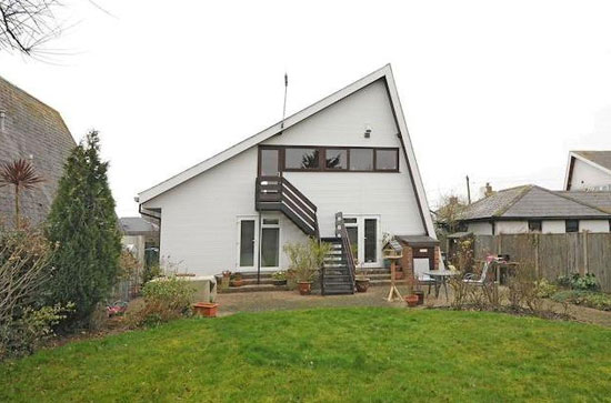 1980s A-frame property in Southminster, Essex