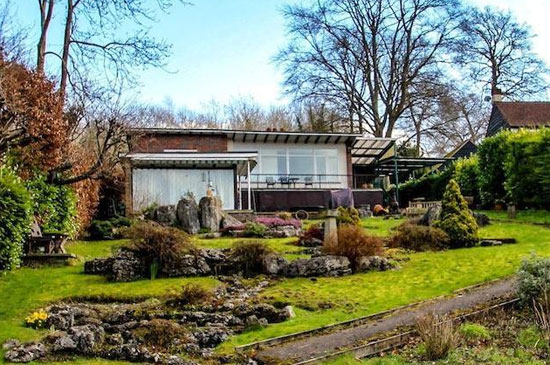 On the market: 1960s single-storey modernist property in South Croydon, Surrey