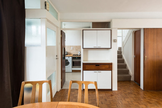 Span House: 1960s Eric Lyons-designed property on the Cator Estate, Blackheath, London SE3