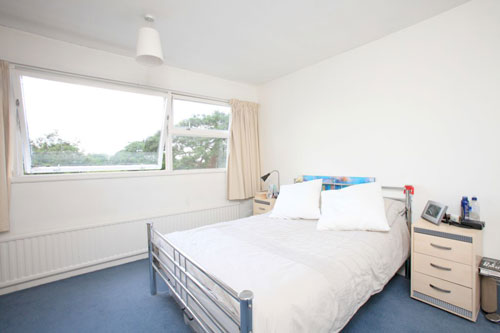 1960s Span two-bedroomed flat in Hallgate, Blackheath Park, Blackheath, London SE3