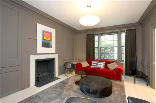 18th century townhouse in Spitalfields, London E1