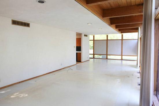 1950s Mitsu Otsuji-designed midcentury modern property in Saint Louis, Missouri, USA