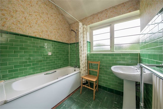 In need of renovation: 1930s art deco-style property in Bolton, Lancashire