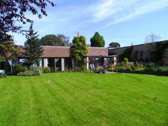 1960s three-bedroom bungalow in Stanwick St John, North Yorkshire