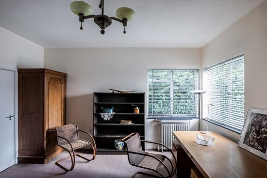 1930s Rudolf Frankel modernist property in Stanmore, Middlesex