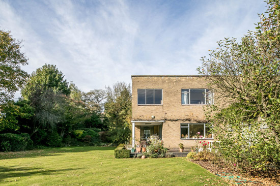 1930s Rudolf Frankel modernist property in Stanmore, Middlesex