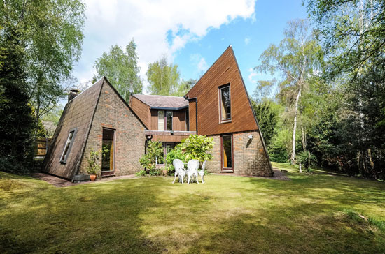 On the market: 1980s architect-designed modernist property in Storrington, West Sussex