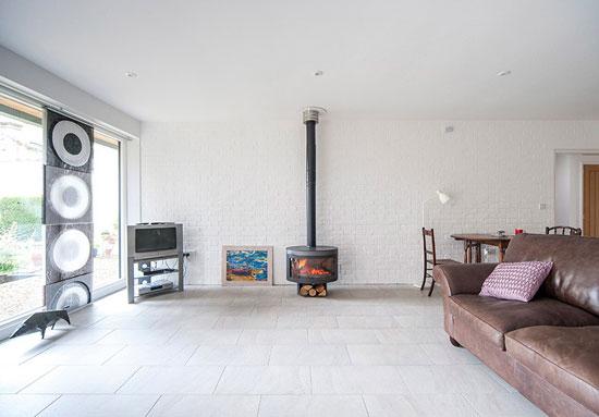David Scott-designed modernist property in Stroud, Gloucestershire