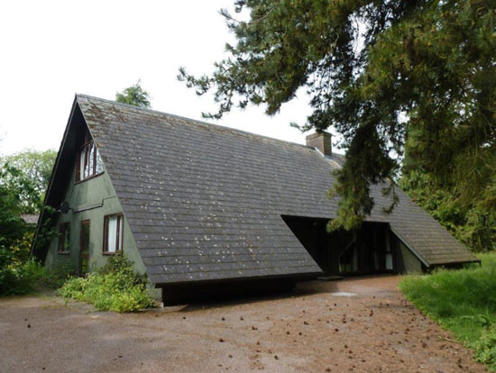 On the market: 1970s Scandinavian-style property in Westhorpe, Stowmarket, Suffolk