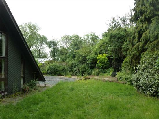 1970s Scandinavian-style property in Westhorpe, Stowmarket, Suffolk