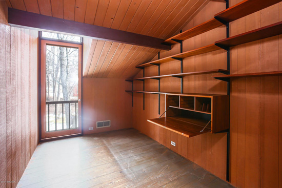 Renovation project: 1960s E.H. Paul-designed midcentury modern property in Greenwich, Connecticut, USA