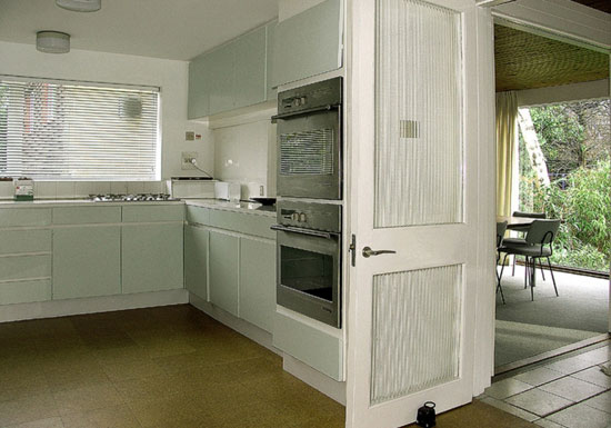 Ivor Berresford-designed grade II-listed midcentury house in Sundridge Park, Bromley, Kent