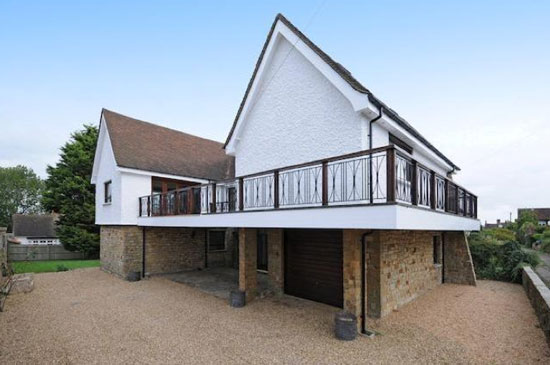 On the market: 1960s three-bedroom house in Winchelsea, East Sussex