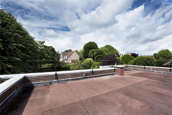 1930s art deco: Four bedroom property in Sutton Coldfield, West Midlands