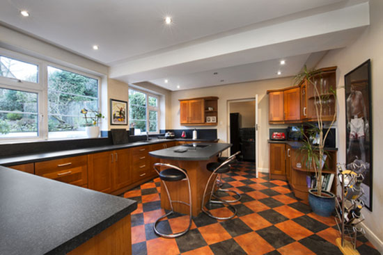 Four-bedroom 1930s art deco property in Sutton Coldfield, West Midlands