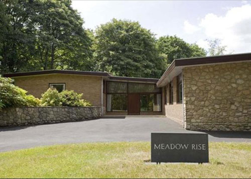 Lost in time: 1960s single storey Meadow Rise house in Little Aston, Sutton Coldfield, West Midlands