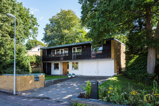 On the market: 1960s Arne Branzell-designed midcentury property in Gothenburg, Sweden