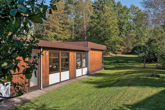 1970s midcentury-style property in Lerum, Sweden
