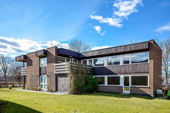 On the market: 1960s modernist property in Kyrkviken, Sweden
