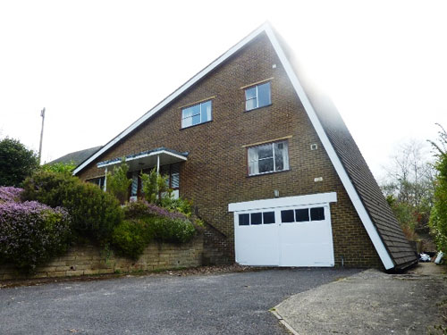 On the market: The Quarries three-bedroomed house in Old Town, Swindon, Wiltshire