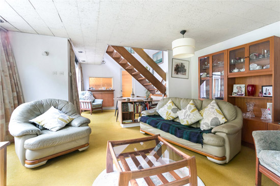 1960s midcentury modern property in Chesham, Buckinghamshire