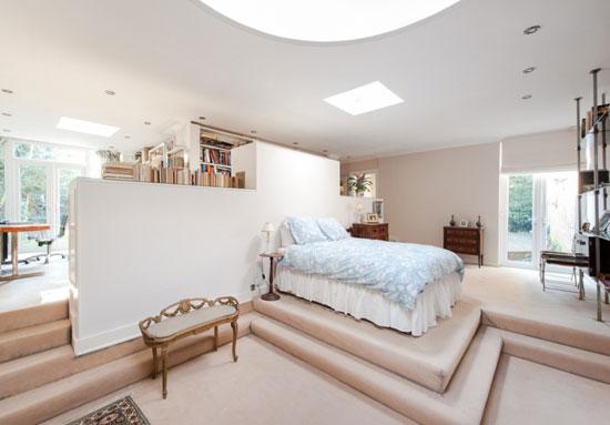 1960s Louis Erdi-designed midcentury modern property in Sydenham Hill, London SE26