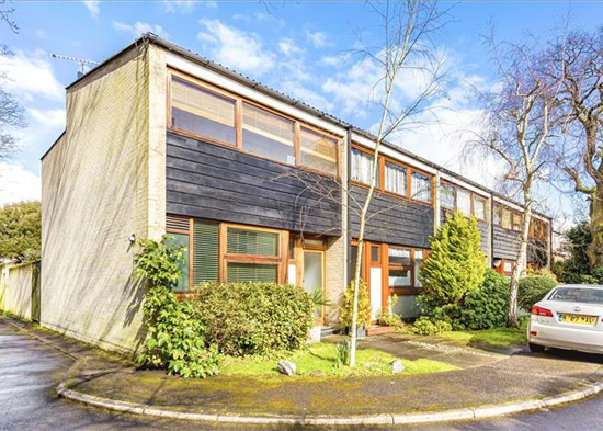 On the market: 1960s Andrews, Emerson & Sherlock-designed modernist property in London SW19