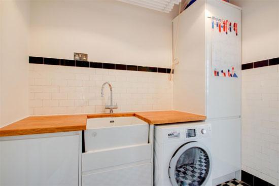 1930s apartment in George Bertram Carter's Taymount Grange, London SE23
